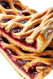 Parti del grafico a torta della ciliegia Fotografie Stock Libere da Diritti