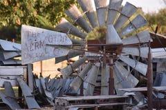 Parti del mulino a vento Fotografia Stock