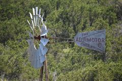 Parti del mulino a vento Fotografia Stock Libera da Diritti
