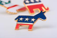 Parti Democratic Image libre de droits