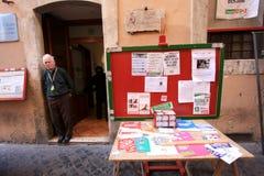 Parti Democratic italien Photo stock