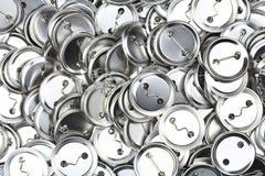 Parti di metallo industriali Immagini Stock Libere da Diritti