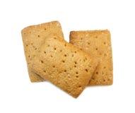 Parti di pane Immagine Stock