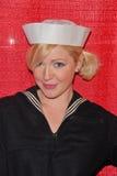 Parti för Jessica Kiper på kändiskaraoken och USA-soldatomsorgpacke, lokalsportstång & galler, Los Angeles, CA. 04-06-10 Royaltyfri Fotografi