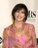 Parti för TCA för Colleen Zenk-Pinter CBS-TV lindatunnelen Pasadena, CA Januari 18, 2006 royaltyfri bild
