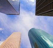 Parti superiori di Houston Fotografie Stock Libere da Diritti