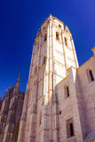 Partially view of a cathedral Royalty Free Stock Image