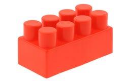 Particella elementare rossa - nessun marchi Fotografia Stock Libera da Diritti