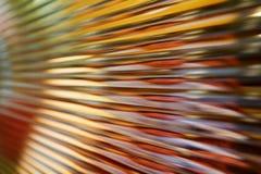 Partición de cristal del comensal Imágenes de archivo libres de regalías