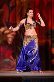 Participant of Bellydance Stock Photography