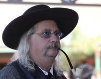 A Participant of Helldorado, Tombstone, Arizona Royalty Free Stock Images