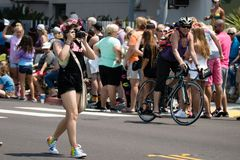 San Diego LGBT pride parade 2017 Stock Photo