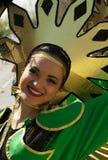 Participante de carnival-5 fotografia de stock royalty free