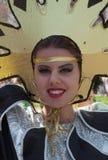 Participante de carnival-6 imagens de stock