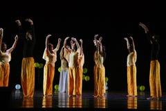 Participante del día de la danza del mundo Foto de archivo libre de regalías