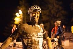 Participante sucio de la raza Fotos de archivo libres de regalías