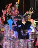 Participantes Bélgica del carnaval Imagen de archivo libre de regalías