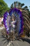 Participantes en el der Kulturen de Karneval imagen de archivo libre de regalías
