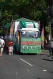 Participantes en el der Kulturen de Karneval foto de archivo libre de regalías