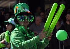Free Participants A The Saint Patrick Day Parade Royalty Free Stock Image - 175210676