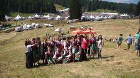 Participants du festival Rozhen-2015 en Bulgarie clips vidéos