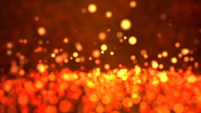 Particle Background. A colorful computer generated particle background Stock Image