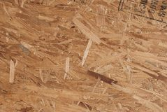 Particle Board Background Stock Photo