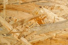 Particle board background Royalty Free Stock Photography