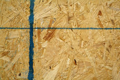 Particle board texture Royalty Free Stock Photography