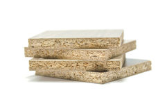 Particle board wood Royalty Free Stock Photos