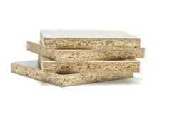 Particle board wood Royalty Free Stock Image