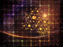 Particle Design Stock Images