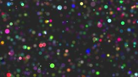 Particle party background