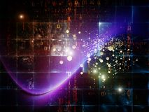 Particle Technologies Stock Image
