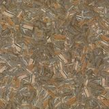 Particleboard generated seamless texture Stock Image