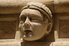 Particolare architettonico della cattedrale della st il Jacob Immagini Stock