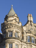 Particolare architettonico a Edinburgh Immagini Stock