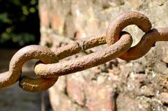 particolare chain Immagine Stock Libera da Diritti