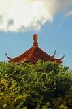 Particolare del Chinatown Immagini Stock