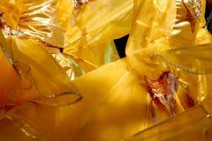 Particolare del costume di carnevale Fotografie Stock Libere da Diritti