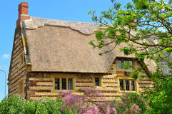 Particolare del cottage, Blisworth, Northamptonshire Immagini Stock Libere da Diritti