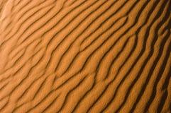 Particolare del deserto di Sahara Fotografia Stock Libera da Diritti