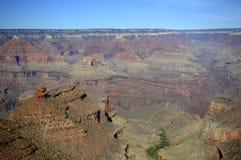 Particolare del grande canyon fotografie stock