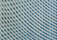 Particolare del grattacielo Immagini Stock