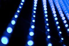 Particolare del LED fotografie stock