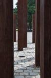 Particolare del memoriale alla rivoluzione ungherese Immagine Stock Libera da Diritti