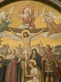 Basilica la nostra signora del rosario Fotografia Stock Libera da Diritti