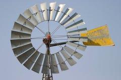 Particolare del mulino a vento Fotografie Stock Libere da Diritti