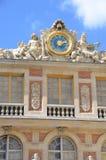 Particolare del palazzo di Versailles del chateau Fotografia Stock Libera da Diritti