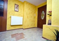 Particolare del pavimento di corridoio Fotografia Stock